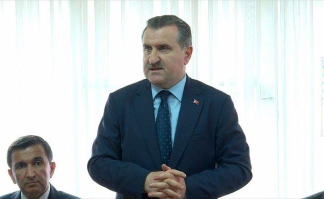 Gençlik ve Spor Bakanı Bak: Bu coğrafyada güçlü olmak lazım