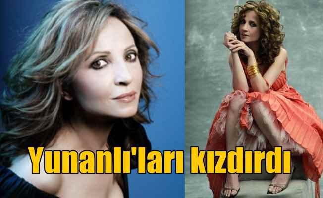 Glykria'nın İstanbul konseri, fanatik Yunanlıları kızdırdı