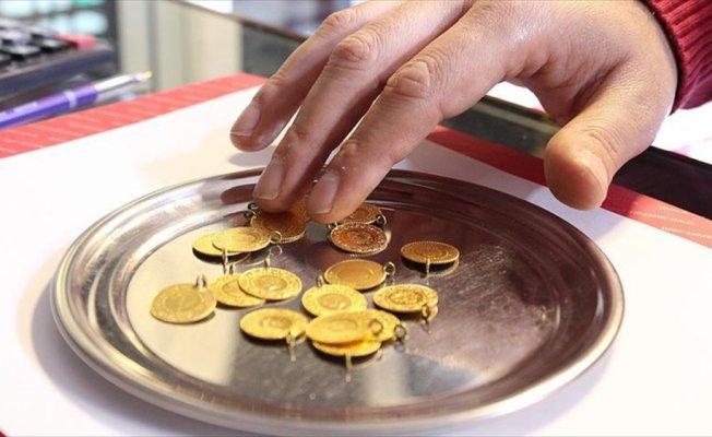 Gram altın tarihinin en yüksek aylık kapanışını yaptı