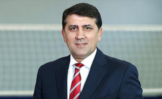 Halkbank Kulübü'nün başkanı Süleymanoğlu: Beş yıllık hedefimiz Avrupa şampiyonluğu