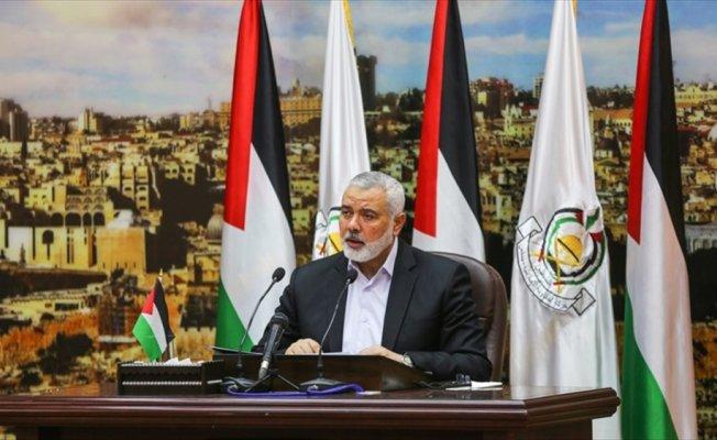 Hamas'tan seçim çağrısı