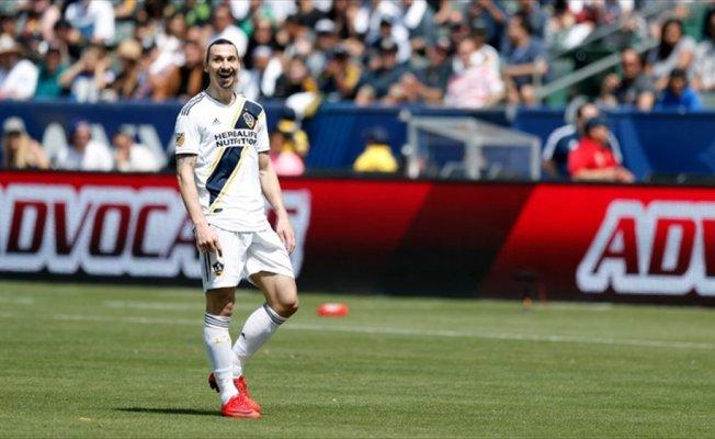 Ibrahimovic ABD kariyerine çok iyi başladı