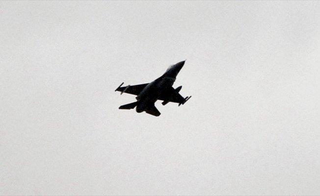 Irak Hava Kuvvetlerinden Suriye'de hava saldırısı
