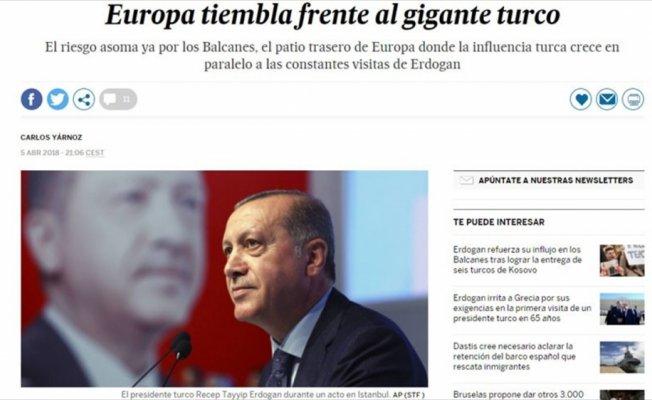 İspanyol gazetesi El Pais: Avrupa Türk devinin önünde titriyor