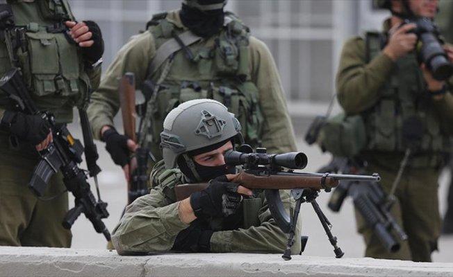 İsrail güçlerinden Kudüs'teki gösterilere müdahale