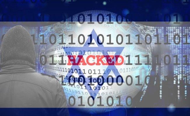 İsrail'deki internet sitelerine siber saldırı