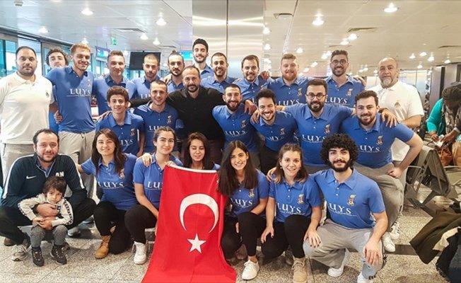 İstanbul Ermenileri Avrupa Oyunları'na damga vurdu
