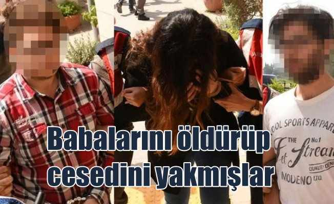 İzmir'de işadamı cinayetinin altından annesi ve oğulları çıktı