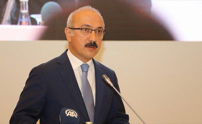 Kalkınma Bakanı Elvan: 2023 hedefleri 2019'dan geçiyor
