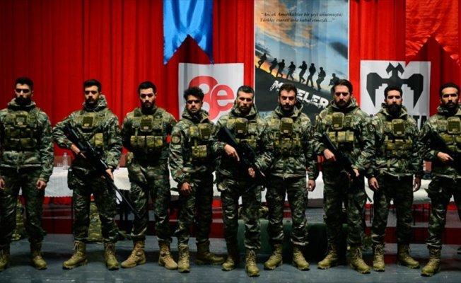 Kayseri'de çekilecek 'Meteler' filmi tanıtıldı
