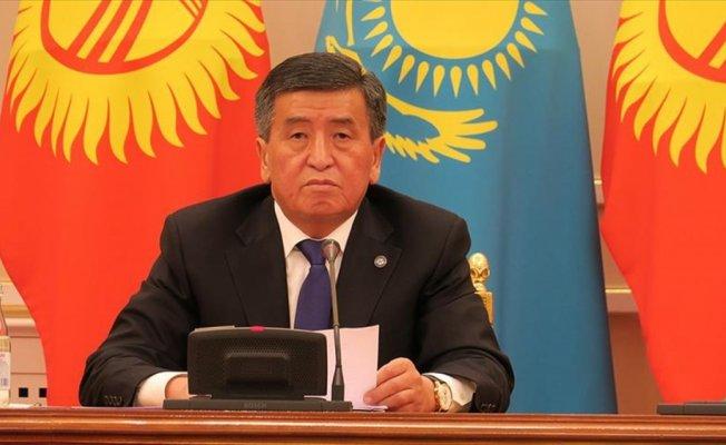 Kırgızistan Cumhurbaşkanı Cenbekov Türkiye'ye gelecek
