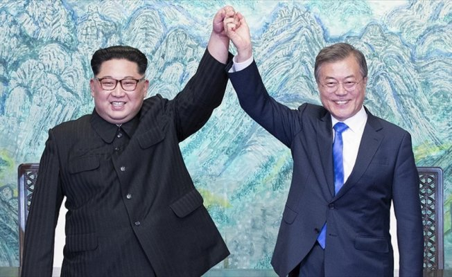 Kore'deki tarihi zirve sona erdi