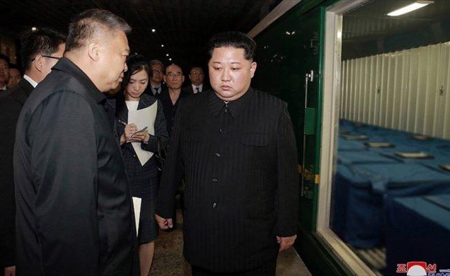 Kuzey Kore liderinden Güney'e 'tarihi adım'