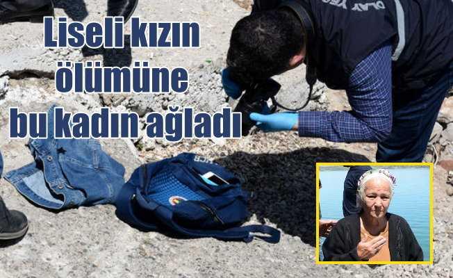 Liseli Gülcan'ın cesedi baraj gölünde bulundu