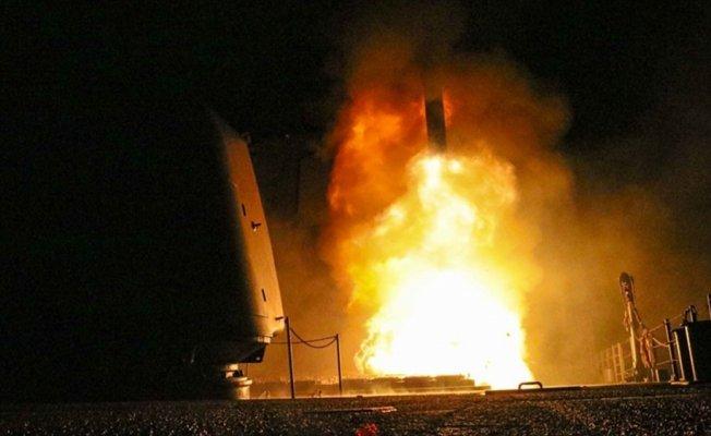 Lübnan, Cezayir, Ürdün ve Kuveyt'ten Suriye operasyonu açıklaması