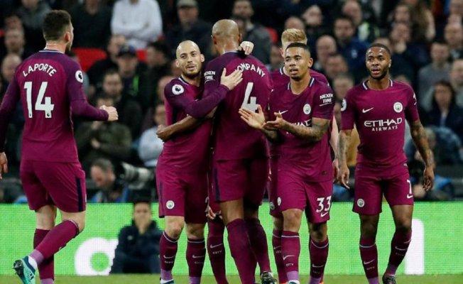 Manchester City adım adım şampiyonluğa yaklaştı