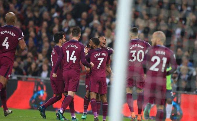 Manchester City Premier Lig şampiyonu