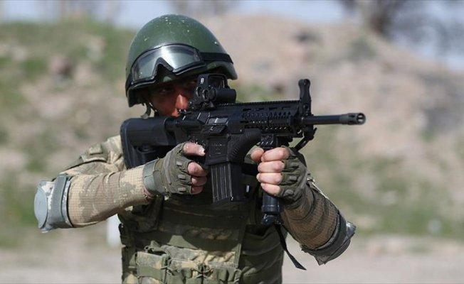 Milli tüfek komandoların hizmetinde