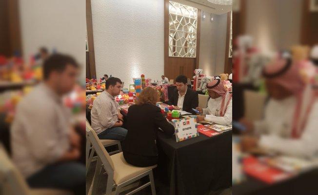 Oyuncak sektörü İKMİB ile Dubai ve Kuveyt'e çıkarma yaptı