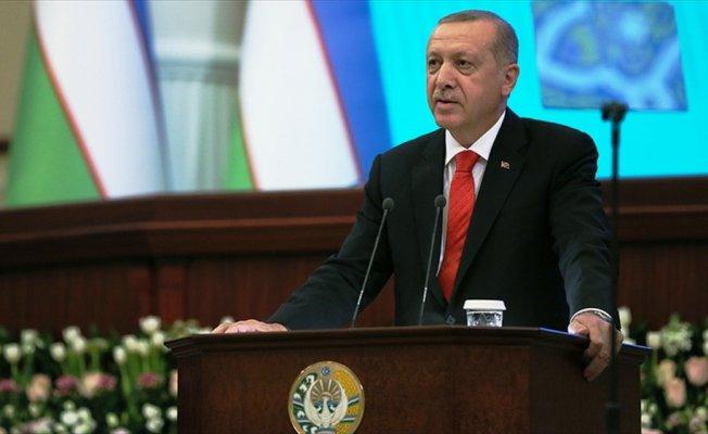 'Özbekistan ile iş birliğimizi güçlendirmeye hazırız'
