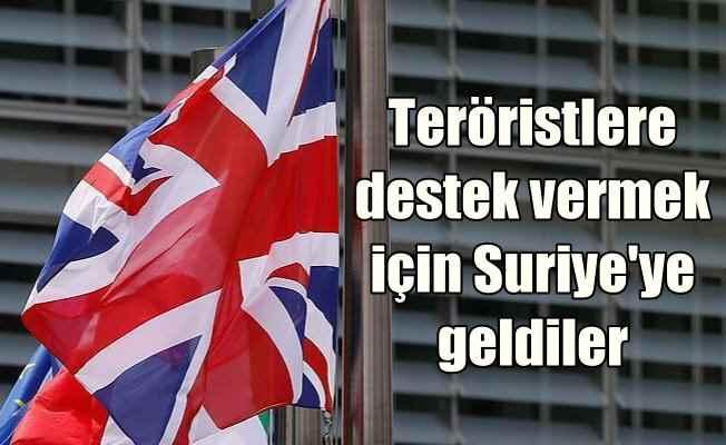 PKK'lı katillere İngiliz vekiller destek sözü verdi