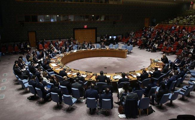 Rusya'nın Suriye tasarısı kabul edilmedi