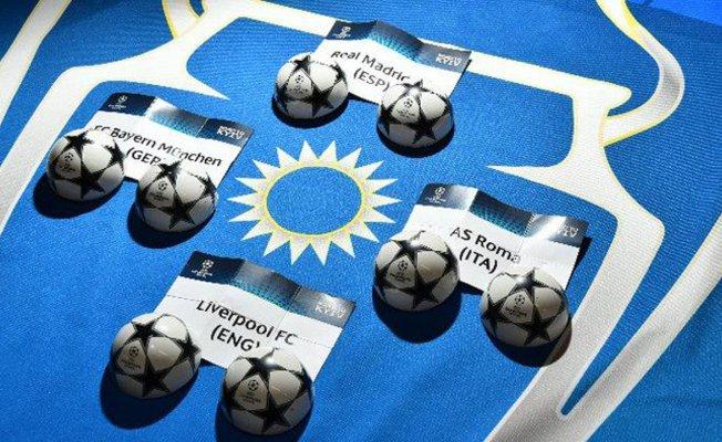 Şampiyonlar Ligi'nde erken final