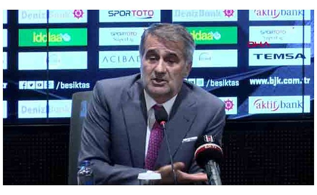 Şenol Güneş Fenerbahçe maçına çıkmıyor