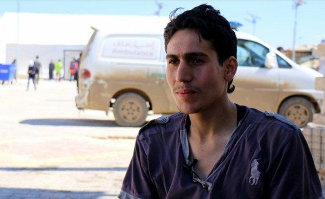 'Sığınaktan çıktığımız an tüm mahalle vurulurdu'
