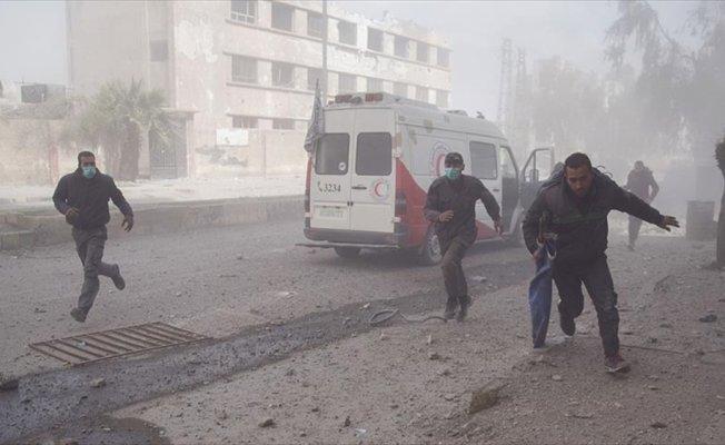 Suriye'de Mart'ta 1200'den fazla sivil öldürüldü
