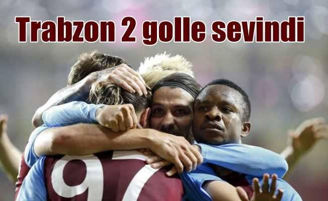 Trabzonspor Antalyaspor'u evinde devirdi: 2 - 1