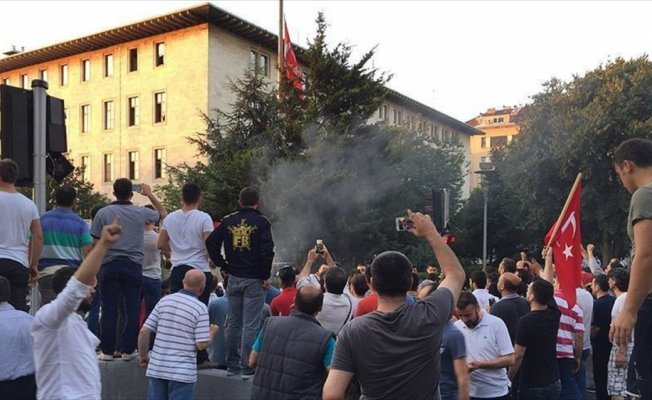 TRT Harbiye binası ve Taksim Meydanı işgal davasında mütalaa