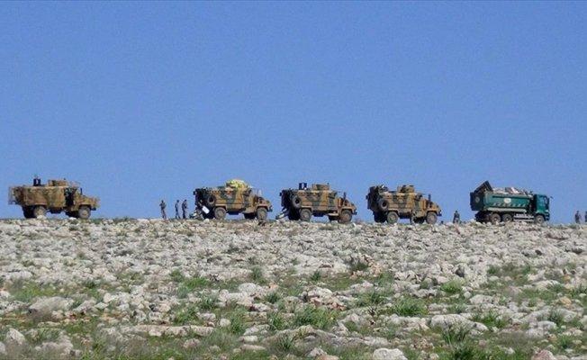 TSK unsurları İdlib'de yeni ateşkes gözlem noktası tesis etti