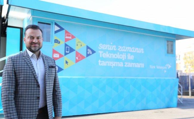 Türk Telekom'un