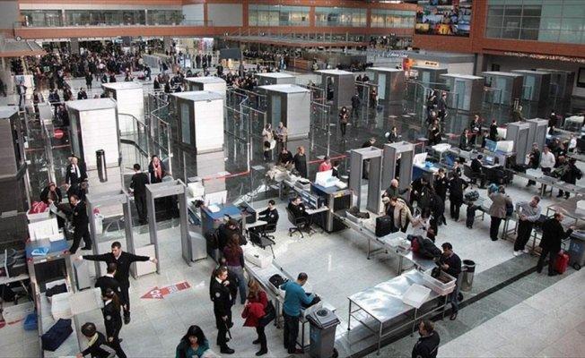 Türkiye havalimanları, Çin nüfusundan fazla yolcu ağırladı