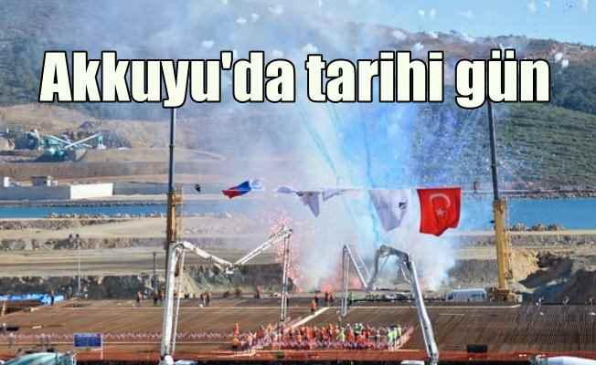 Türkiye'nin ilk nükleer enerji santrali için dev adım