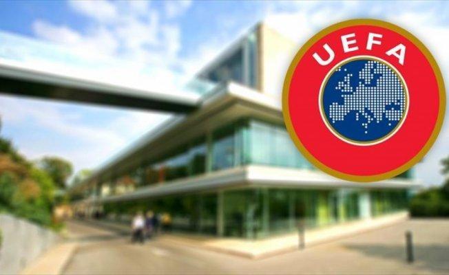 UEFA'dan Panathinaikos'a men cezası