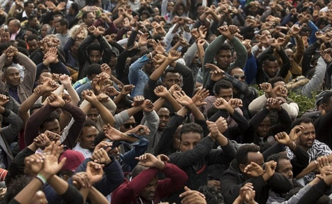 Uganda'dan İsrail'in sığınmacı teklifine olumlu yanıt