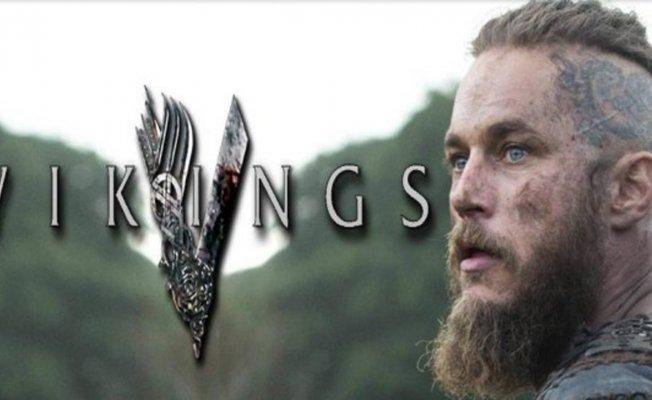 Viking'lerin kralı çiğ köfte yedi,dansöz istedi