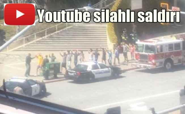 Youtube silahlı baskın; Yaralılar var