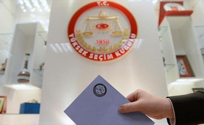 YSK yayın ilkelerine ilişkin usulleri belirledi