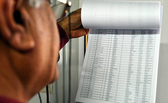 Yurt içi ve yurt dışı seçmen kütükleri 2 Mayıs'ta ilan ediliyor