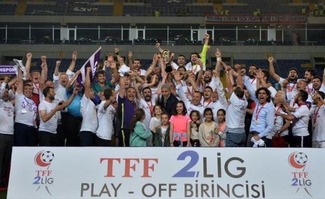 Afjet Afyonspor kupasını aldı