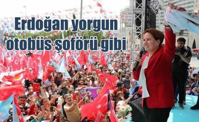 """Akşener """"Kayseri'yi biz dünyanın mobilya merkezi yapacağız"""""""