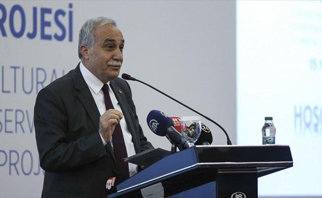 Bakan Fakıbaba: Küçük bir devletin Türkiye'yi sindirmeye çalışması beyhude