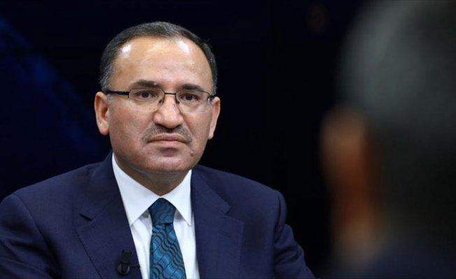 Başbakan Yardımcısı Bozdağ: Kılıçdaroğlu sekizinci defa kaybı göze alamadı