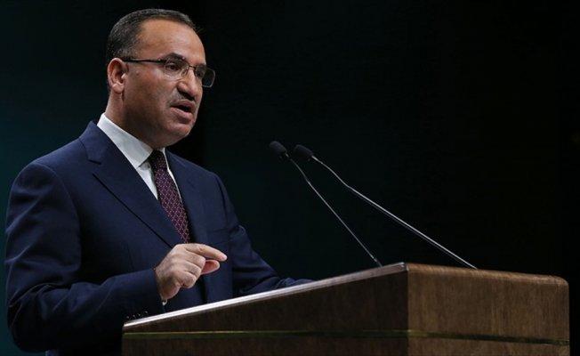 Başbakan Yardımcısı Bozdağ'dan Kudüs mesajı