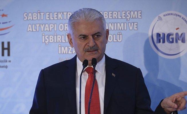 Başbakan Yıldırım: Yeni yönetim sistemiyle tek vesayet makamı millet olacak