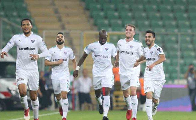 Bursaspor 2-Atiker Konyaspor 1