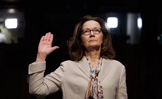 CIA Direktörü Haspel görevine başladı